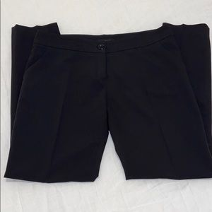 Black Italian Work Pants